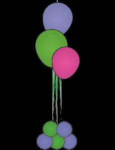 balloon centerpiece dallas fort worth metroplex
