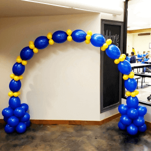 link-o-loon balloon arches - Affairs Afloat Balloons, Fort Worth
