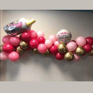 organic balloon arches - Affairs Afloat Balloons, Fort Worth
