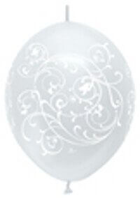 Filigree Pearl White