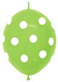 Polka Dot Key Lime