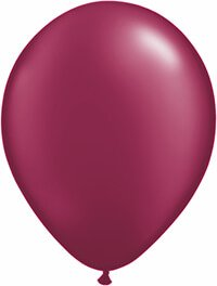 balloon colors available at Affairs Afloat Balloons serving Dallas and Fort Worth areas