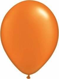 Pearl Mandarine Orange