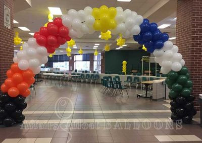 balloon arches fort worth and dallas area