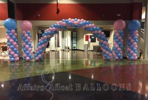 balloon arches fort worth and dallas