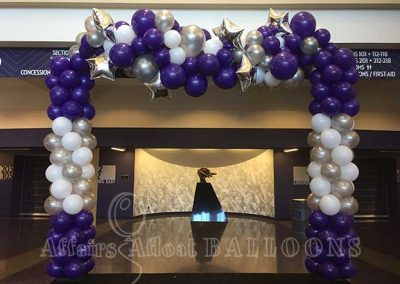 balloon arch affairs afloat balloons dallas and fort worth