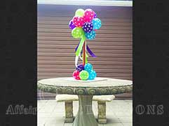 balloon-centerpieces fort worth and dallas