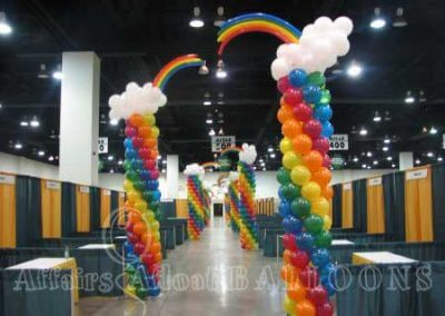Balloon Column 34