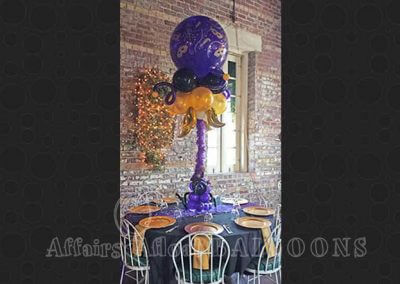 Table Decor Balloons 37