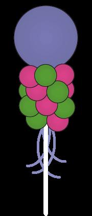 balloon-column-attention-grabber