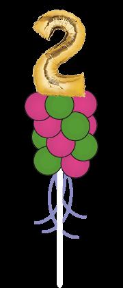 balloon-column-yard-marker