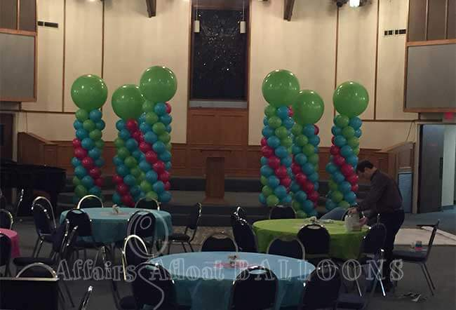 Balloon Column 103