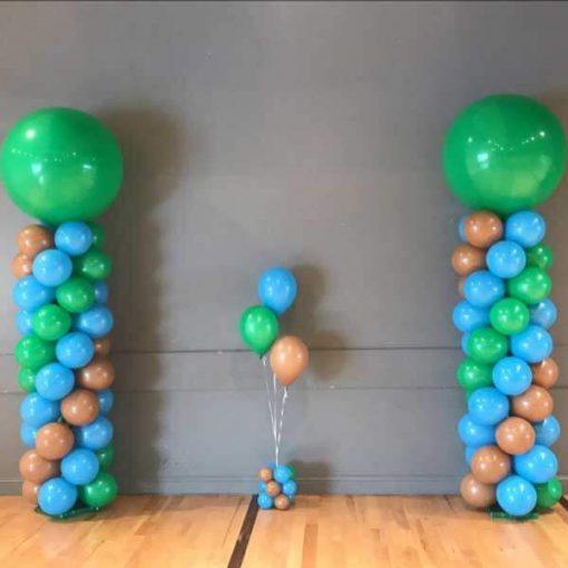 balloon-columns-fort-worth