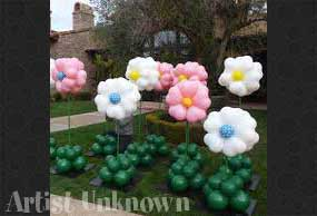 custom balloon decorations fort worth and dallas metro areas