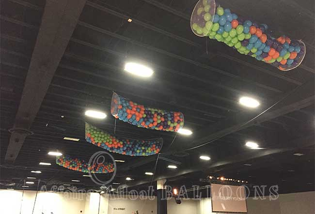 balloon drops dallas fort worth metroplex