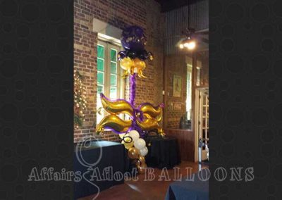 Party Pillar Balloons 12