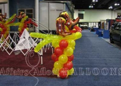 Party Pillar Balloons 20