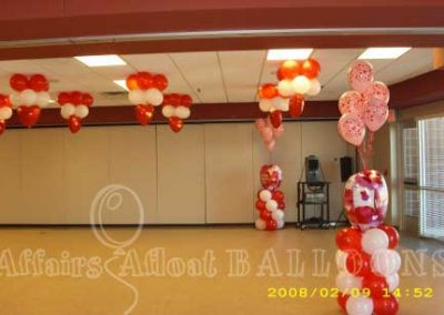 Party Pillar Balloons 22