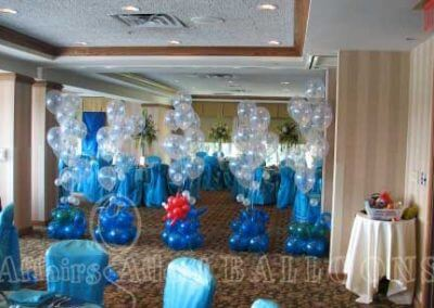Floor Bouquet Balloons 9