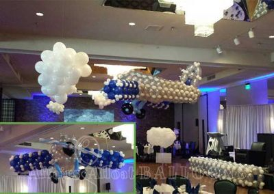 Specialty Decor Balloons 91
