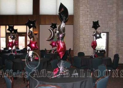Table Decor Balloons 10