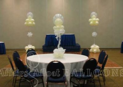 Table Decor Balloons 14