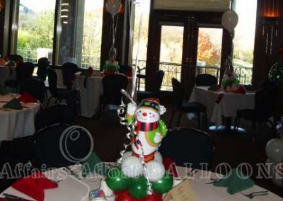 Table Decor Balloons 2
