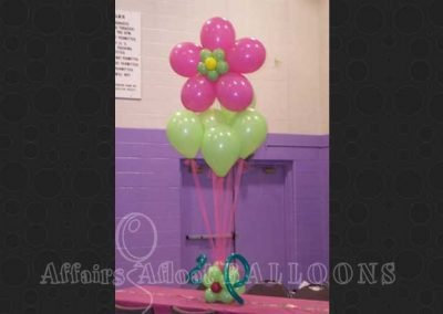 Table Decor Balloons 21