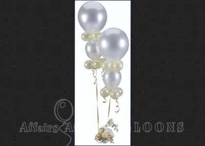 Table Decor Balloons 22