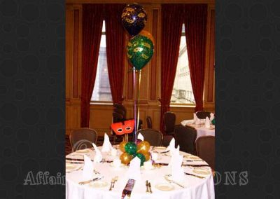 Table Decor Balloons 23