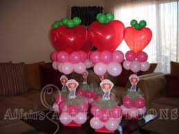 Table Decor Balloons 26