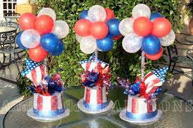 Table Decor Balloons 28