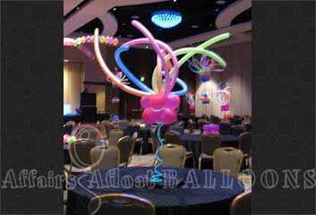 Table Decor Balloons 29