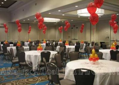 Table Decor Balloons 4
