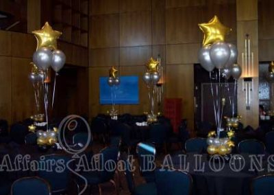 Table Decor Balloons 6