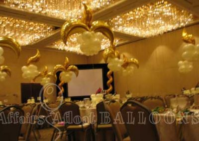 Table Decor Balloons 7
