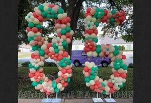 balloon yard numbers fort worth