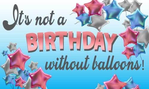 birthday balloons fort worth
