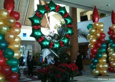 Holiday Balloons 56