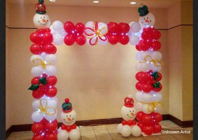Holiday Balloons 58
