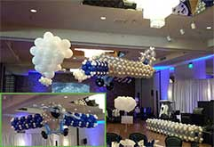 corporate balloon decorations fort worth and dallas