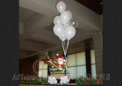 Holiday Balloons 16