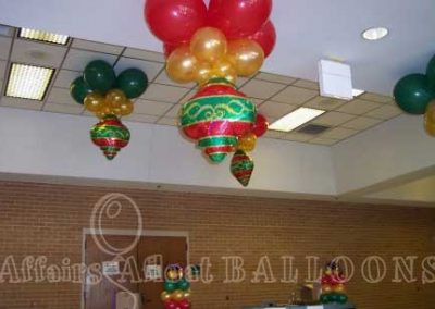 Holiday Balloons 26
