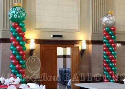 Holiday Balloons 44