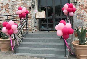 balloon puff balls dallas fort worth area