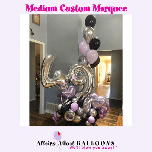 balloon deocrations and balloon bouquets fort worth - Affairs Afloat Balloons