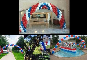 memorial day balloon special dallas fort worth metroplex