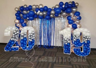 organic balloon arches dallas fort worth metroplex