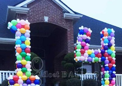 Specialty Balloons From Affairs Afloat Balloons Fort Worth