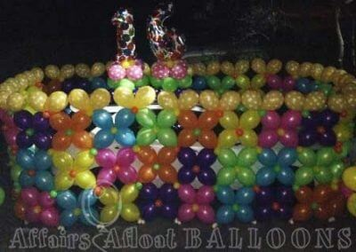Specialty Decor Balloons 1